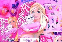 Birthday Theme: Barbie!