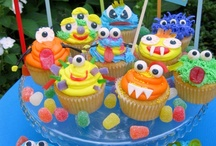 Birthday Theme: Monsters!