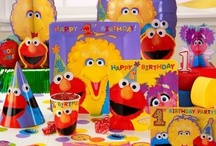 Birthday Theme: Sesame Street