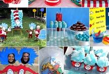 Birthday Theme: Dr. Seuss