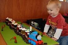 Birthday Theme: Thomas