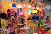 Birthday Theme: Mickey Mouse