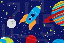 Birthday Theme: Outer Space!