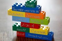 Birthday Theme: Lego!