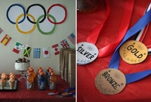 Birthday Theme: Olympic!