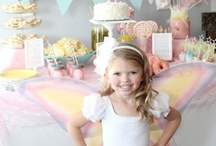 Birthday Theme: Fairy!