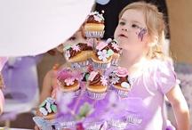 Birthday Theme: Butterfly!