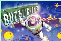 Birthday Theme: Buzz Lightyear!