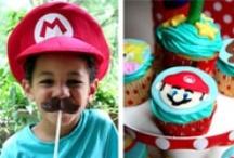 Birthday Theme: Super Mario!