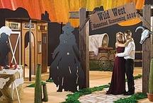 Birthday Theme: Wild West!