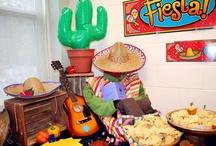 Birthday Theme: Mexican!