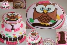 Birthday Theme: Owl!