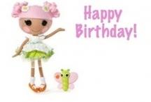 Birthday Theme: Lalaloopsy!