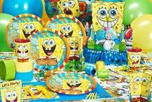 Birthday Theme: Spongebob!