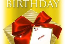 Free Birthday Gift Pictures! / Free birthday present images to decorate your Pinterest boards!