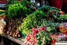 Main Street Farmers Market / Do you like to shop local? Well so do we! When you come to Statesboro, make sure you get the freshest produce possible.