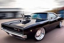 My favorite cars ... Muscle cars