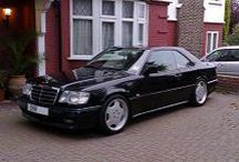 That what I love - Mercedes W124 Coupe