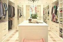 HOME: Dream Closets / In dedication to and in admiration for all beautiful closets made with exquisite craftsmanship.