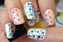 Nail Art Inspiration and Tutorials / Inspiration and tutorials for how to get awesome nails!