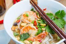 Asian Cuisine / by Chédia H.