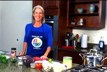 Food For Life Cooking Classes / Plant-Based nutrition & cooking classes... Take a peek at the fun, food & facts we share.