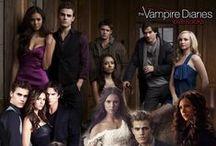 the Vampire Diaries & the Originals / TVD&TO