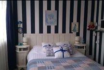 Brocante en interieur / Interieur op een goedkope manier veranderen. Zie Facebookpagina Jejece styling.