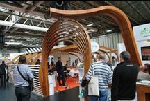 Timber Expo 2014 / We are going to Timber Expo 2014. Please come and visit us at stand C81 at the UK's national timber event. We will also sponsor VIP & Sales Lounges this year - you have to see this!  Read more here: http://ecocurves.co.uk/events