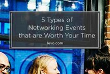 Networking tips / Networking is a socioeconomic business activity by which groups of like-minded businesspeople recognize, create, or act upon business opportunities