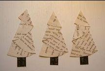 Creer Noel / Idées pour Noël à réaliser en classe ou ailleurs!