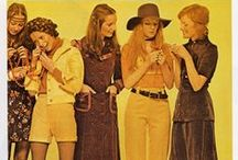 1970s Fashion and Beauty / by Sophie Paige