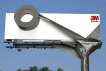 Bold Billboards / Striking and creative billboard ads that have made their mark around the world. #BoldBillboards #BeBrilliant #GEM