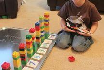 Aktivity s dětmi - předškolní tématika