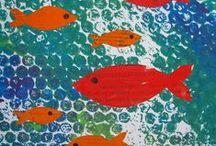 léto - ryby, moře
