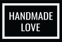 Handmade Items We LOVE (an Etsy collaboration) / Handmade items we love from our favorite fellow Etsy sellers!  This board is a handmade collaboration!