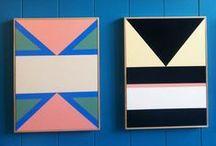 ⧼ G E O M E T R I C ⧽ / #geometric #print #pattern #design
