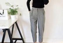 Fashion | Cinza