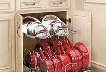Organizing kitchen tips