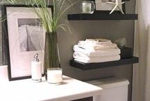 Organized Bathrooms