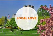 Local Love / Heyo Loves Blacksburg