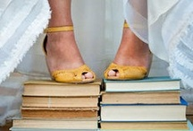 A Book Lovers Wedding / A passion for books can make a beautiful marriage!  / by MindStir Media