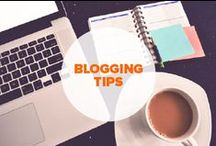 Tips for Blogging / This board has plenty of tips for best practices in blogging, as well as SEO and much more!