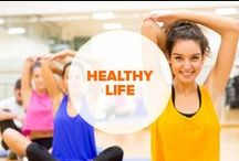 Healthy Life / All about getting healthy