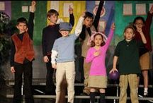 Performing Arts at Applewild School / Music education at Applewild is based on active participation through listening, expressing, and performing. Our students are introduced early to vocal and instrumental music and are afforded continuing opportunities to study and perform in both fields.
