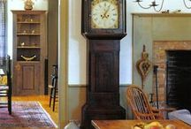 Colonial Decor & More / I love colonial history. Decor, and all that went with it.  / by Renee Sterner