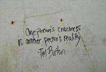 Tim Burton...