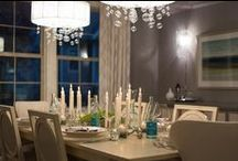 Set the Table / Classica Homes Inspired Dining Areas