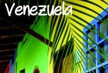 Venezuela my beautiful country / Todo sobré mi tierra natal y adorada / by M Orena