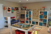 playroom ideas / by Malyree Hancock